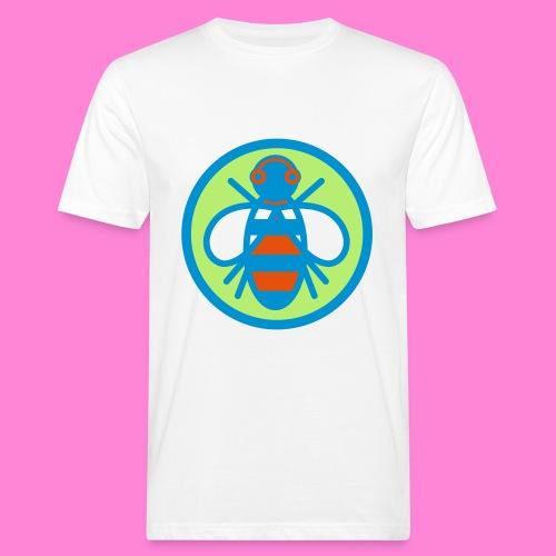 Groenpunt shirt - Mannen Bio-T-shirt
