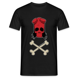 T-shirt Homme Hellboy - T-shirt Homme