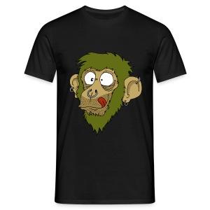 T-shirt homme Singe punk - T-shirt Homme