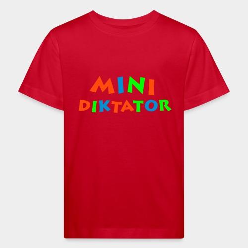 Diktator (BIO) - Kinder Bio-T-Shirt