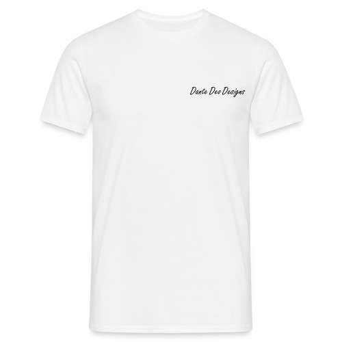 Basic Dante Deo Tea - Men's T-Shirt