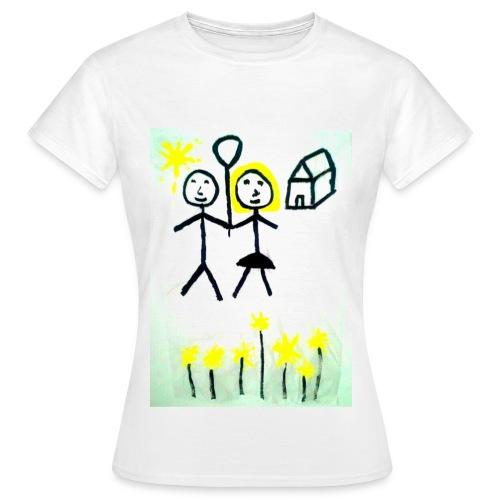 L'amore tra l'uomo e la donna da DONNA - Maglietta da donna
