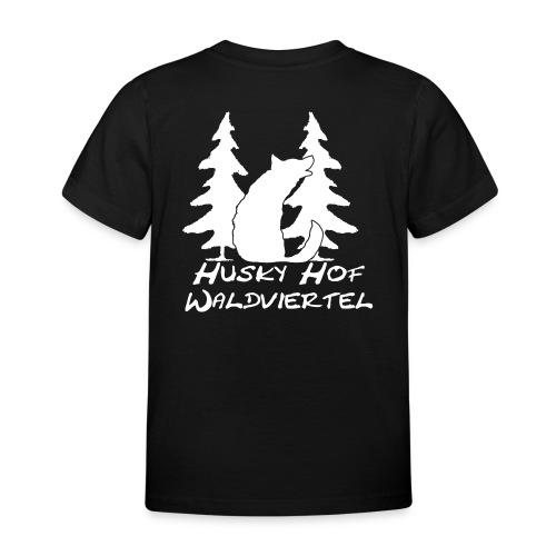 Huskyhof-Waldviertel T-Shirt - Kinder T-Shirt