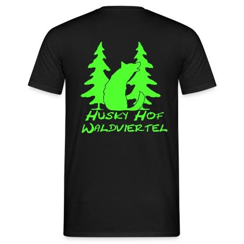Huskyhof-Waldviertel T-Shirt - Männer T-Shirt