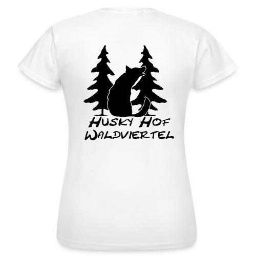 Huskyhof-Waldviertel T-Shirt - Frauen T-Shirt