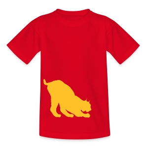 Luchs Flex - Kinder T-Shirt