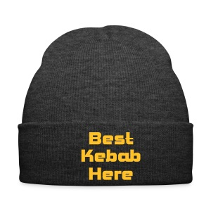 Best kebab here  - Winter Hat
