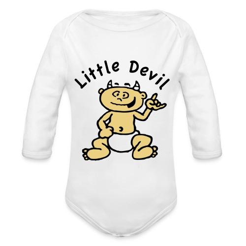 Body - Ekologisk långärmad babybody