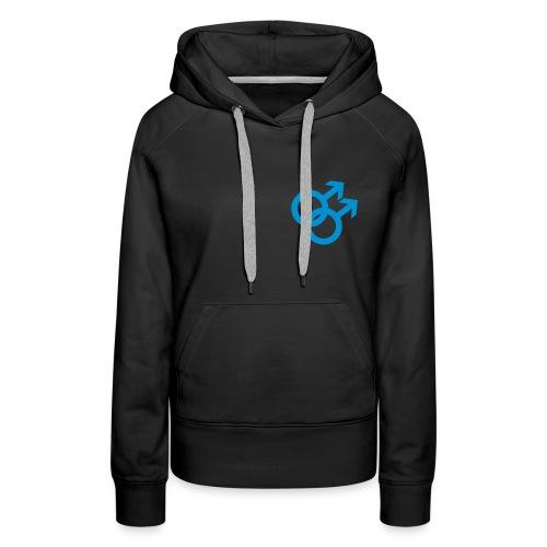 Gay trui - Vrouwen Premium hoodie