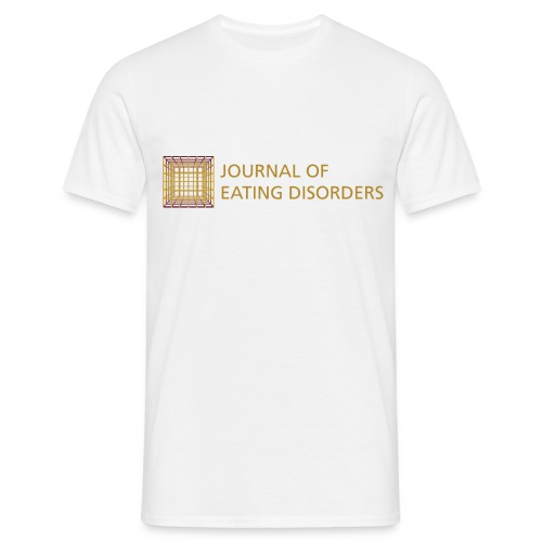 Journal of Eating Disorders Mens T-shirt - Men's T-Shirt