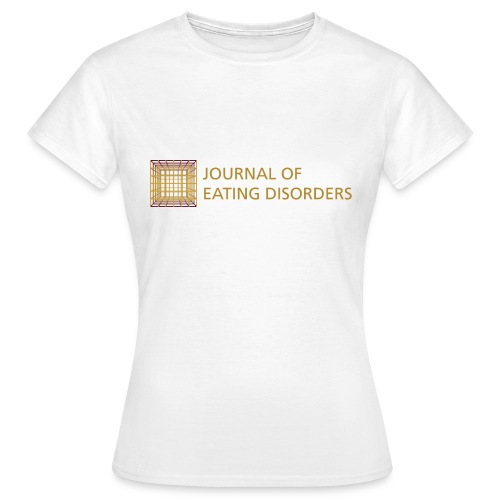Journal of Eating Disorders Womens T-shirt - Women's T-Shirt