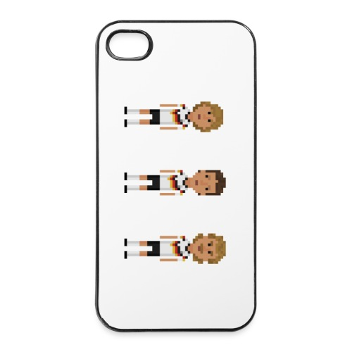 iPhone 4 Case World Champions 1990 - iPhone 4/4s Hard Case