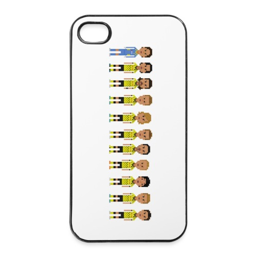iPhone 4 Case Double German champions 2012 line - iPhone 4/4s Hard Case