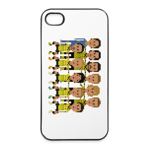 iPhone 4 Case Double German champions 2012 squad - iPhone 4/4s Hard Case