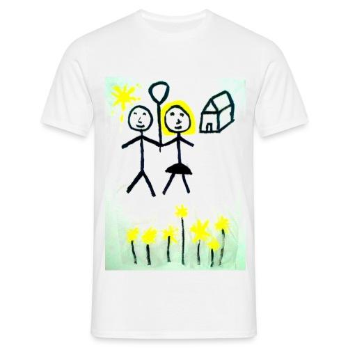 L'amore tra l'uomo e la donna  - Maglietta da uomo