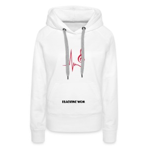 BLACKINC KapZU Woman  - Frauen Premium Hoodie
