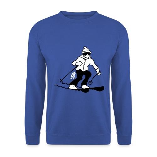 Sweatshirt Homme Ski - Sweat-shirt Homme