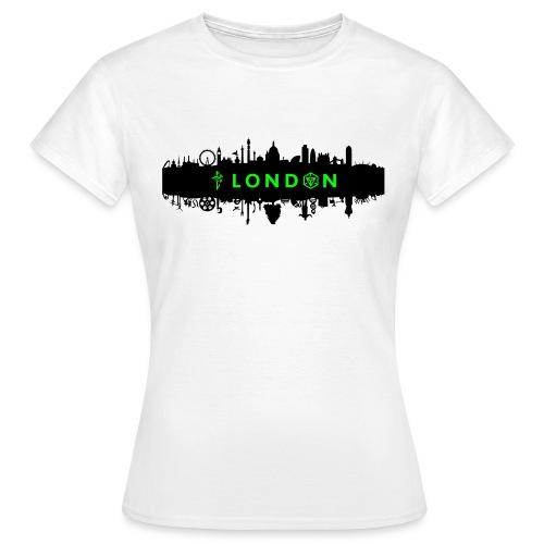 London Enlightened (light) - Women's T-Shirt