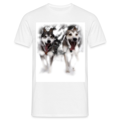 Leaddogs T-Shirt White / Man - Männer T-Shirt
