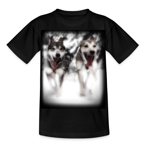 Leaddogs T-Shirt Black / Kids - Kinder T-Shirt