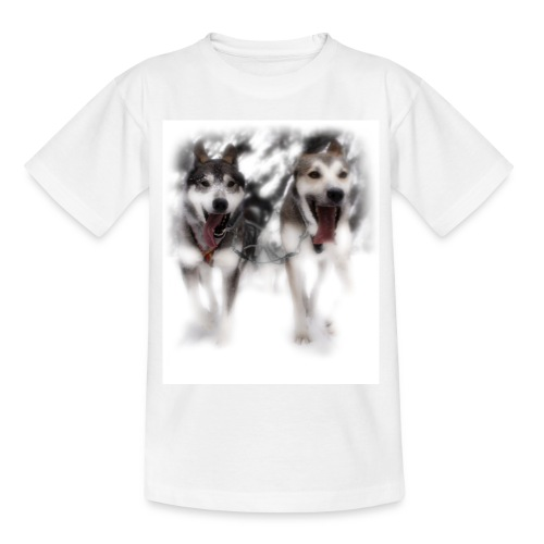 Leaddogs T-Shirt White / Kids - Kinder T-Shirt