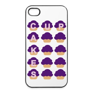 Cupcaki Cupcakes - iPhone 4/4s Hard Case