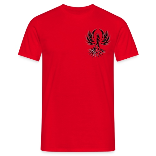 Phoenix T-Shirt BIRD - Männer T-Shirt