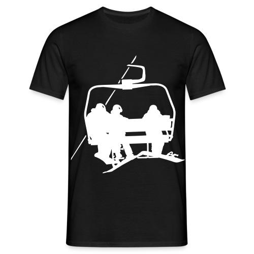Lift - Shirt - black - Männer T-Shirt