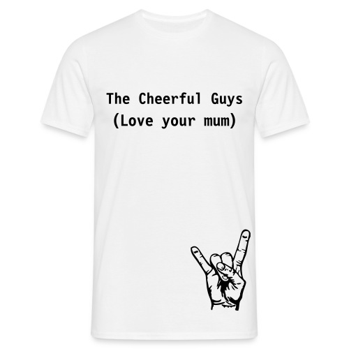 We love your mum - T-shirt Homme