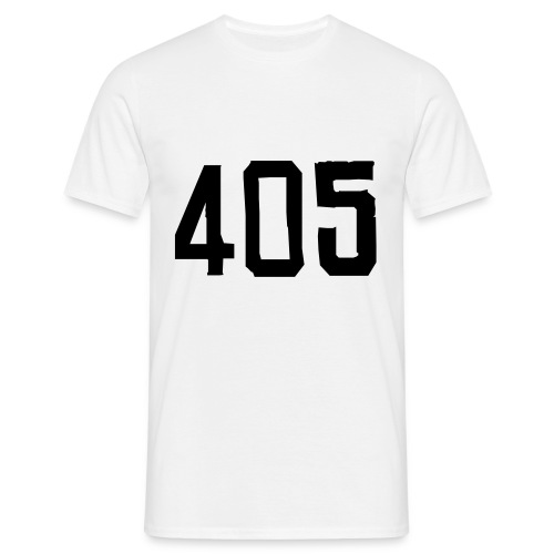 405 shirt, base - T-shirt herr