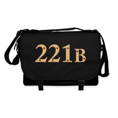 Umhängetasche: 221B - Umhängetasche