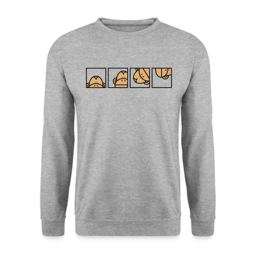 Monkey Business - Men's Sweatshirt