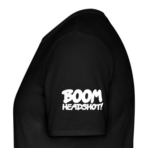 Boom Headshoot-Maglia - Maglietta da uomo