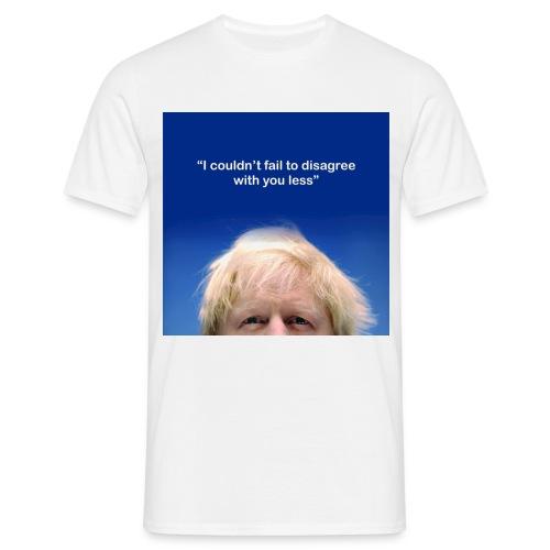 Wordplay - Fail to Disagree - Men's T-Shirt