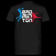 Tee shirts ~ Tee shirt Homme ~ Tee-Shirt Badminton