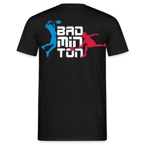 Tee-Shirt Badminton - T-shirt Homme
