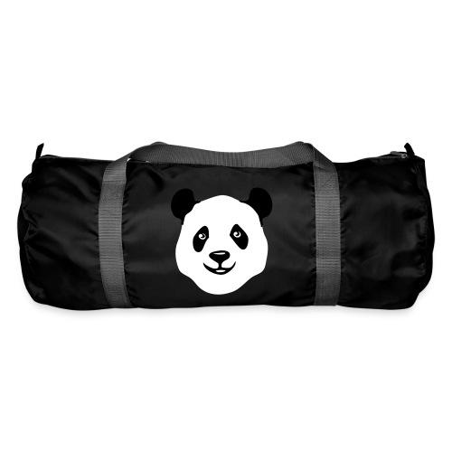 tier t-shirt panda teddy bär bärchen süß niedlich gesicht - Sporttasche