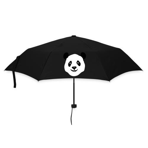tier t-shirt panda teddy bär bärchen süß niedlich gesicht - Regenschirm (klein)