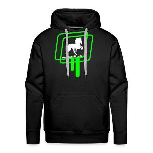 Herrensweater Freeride - Männer Premium Hoodie