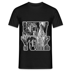 T-shirt New York Homme - T-shirt Homme