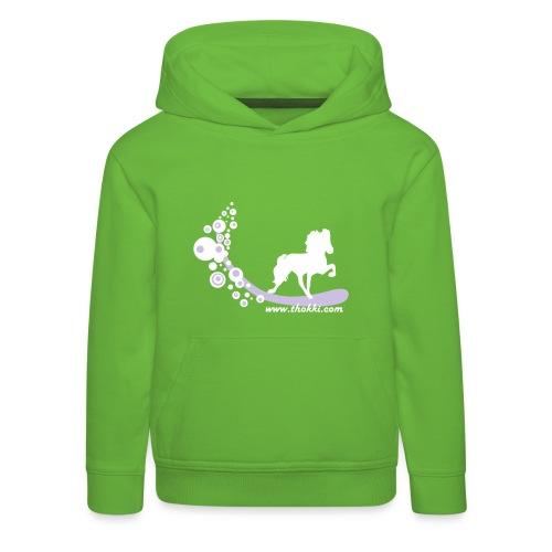 Kindersweater Bubbletölter - Kinder Premium Hoodie