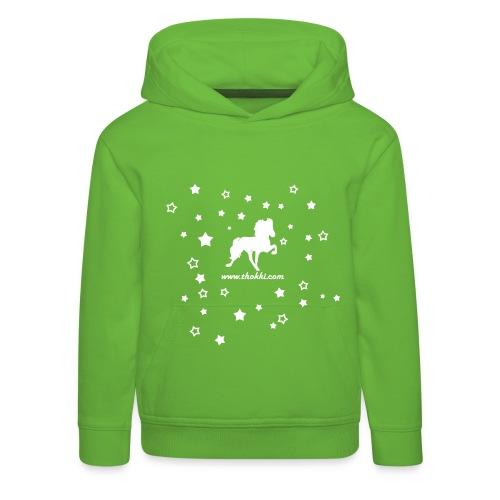 Kindersweater Tölter in der Nacht - Kinder Premium Hoodie