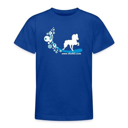 Kindershirt Bubbletölter - Teenager T-Shirt