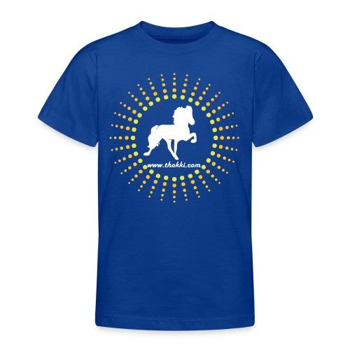 Kindershirt Sonnentölter - Teenager T-Shirt