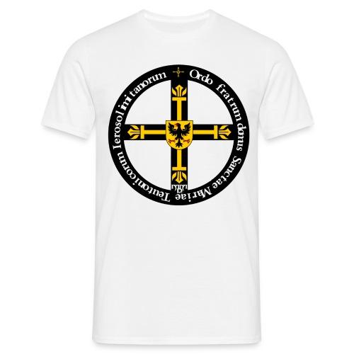Deutscher Orden Shirt - Männer T-Shirt