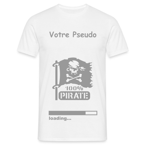 Maillot Speciale Pirate - T-shirt Homme