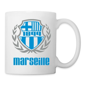 Tasse - Ballon,Foot,Marseille,OM,Provence,Supporter,Ultra