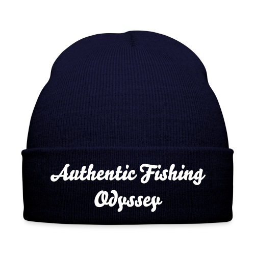 Bonnet officiel Authentic Fishing Odyssey - Bonnet d'hiver