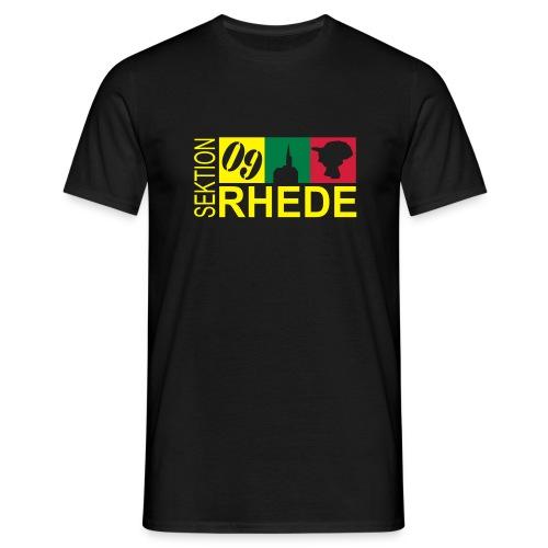 Sektion Rhede - Männer T-Shirt