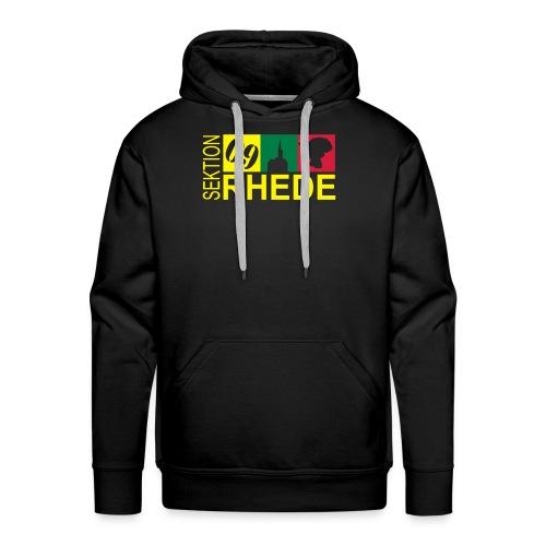 Sektion Rhede - Männer Premium Hoodie